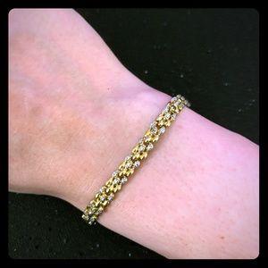 Jewelry - Gold & Silver Bracelet